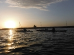 1° raduno Pagaiando aspettando il tramonto